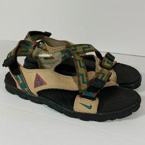 Vintage Nike ACG Sport Strap Sandals Women's Sz 6